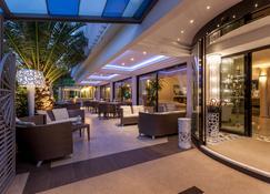 Hotel Feldberg - Riccione - Patio