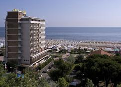Hotel Abner's - Riccione - Gebäude