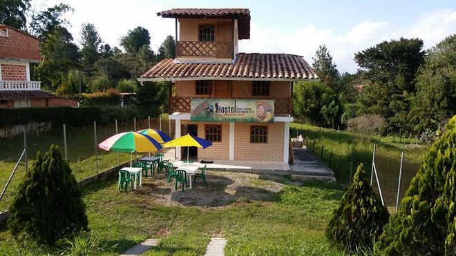 Antioquia Viva Hostel - Guatapé - Building