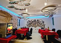 Heritage Jupiter Luxury Hotel - Split - Ravintola