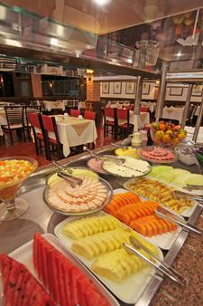 巴基特殖民港酒店 - 福斯的伊瓜蘇 - 自助餐