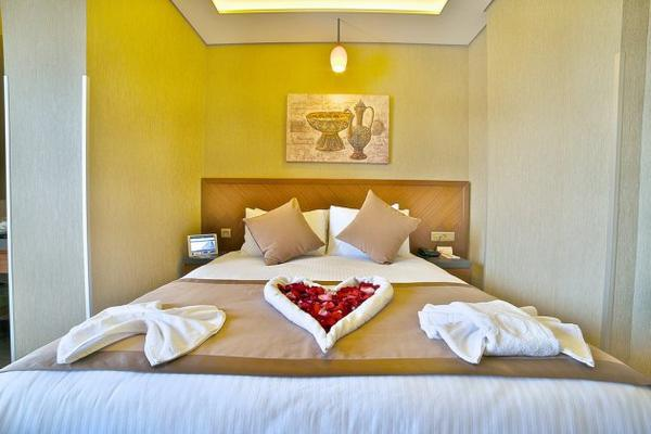 Corner Hotel Laleli - Κωνσταντινούπολη - Κρεβατοκάμαρα