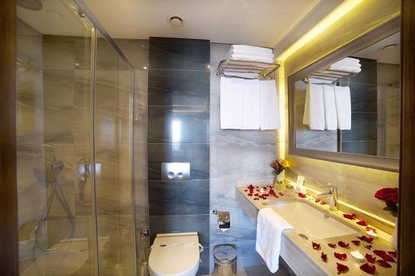 Corner Hotel Laleli - Κωνσταντινούπολη - Μπάνιο