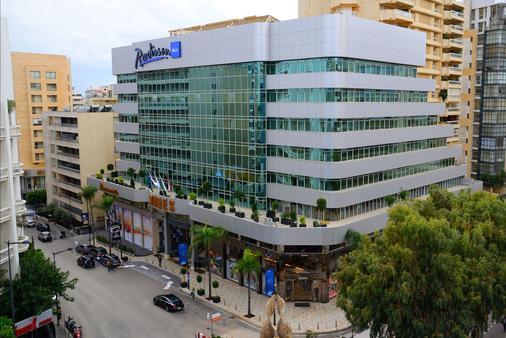 Radisson Blu Hotel, Beirut Verdun - Beirut - Rakennus