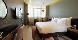 Radisson Blu Hotel, Beirut Verdun - Beiroet - Slaapkamer