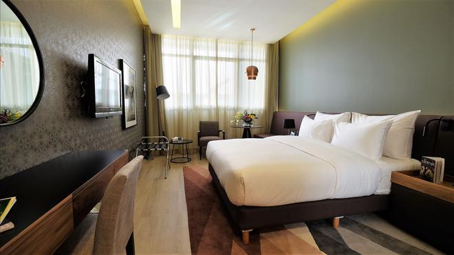 Radisson Blu Hotel, Beirut Verdun - Beirut - Bedroom