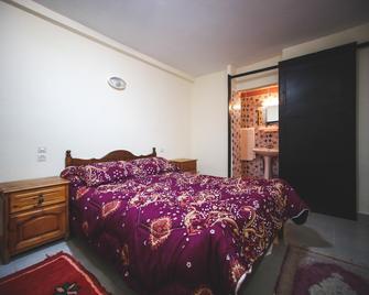 Auberge Jaafar Kasbaa Itto - Midelt - Bedroom