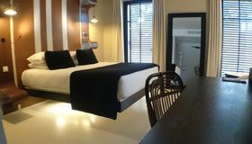 Pont Levis Hôtel By Franck Putelat - Carcassonne - Bedroom