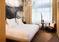 三科考德旅館 - 巴黎 - 巴黎 - 臥室