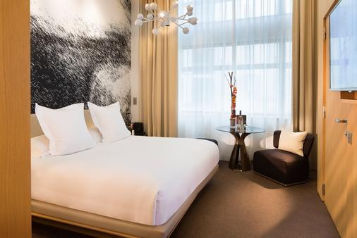 Le Cinq Codet - Pariisi - Makuuhuone