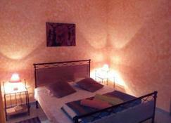 Hotel Djabraba's EcoLodge - Nova Sintra - Sovrum