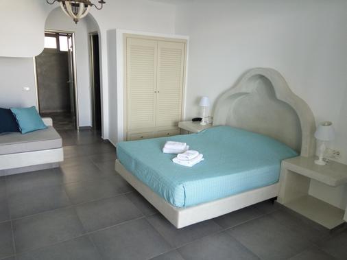 Suites Blue Hotel - Firá - Makuuhuone