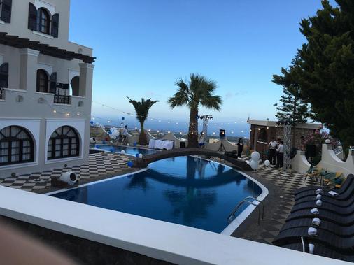 藍色套房酒店 - 希拉 - 建築