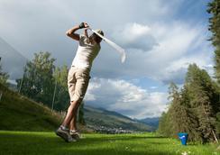 Engadiner Boutique-Hotel GuardaVal - Scuol - Campo de Golf