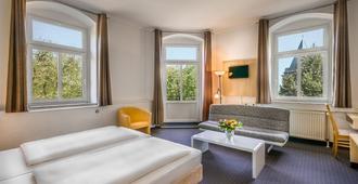 Hotel am Bonhöfferplatz - דרזדן - חדר שינה