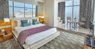 Hotel H2o - מנילה - חדר שינה