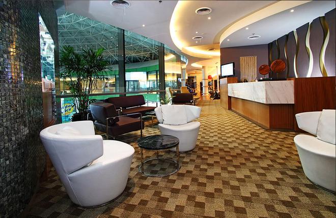 水都大酒店 - 馬尼拉 - 馬尼拉 - 大廳