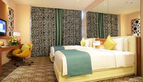 ホテル H2O - マニラ - 寝室