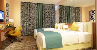 Hotel H2o - Manilla - Slaapkamer