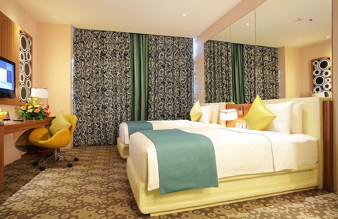 水都大酒店 - 馬尼拉 - 馬尼拉 - 臥室