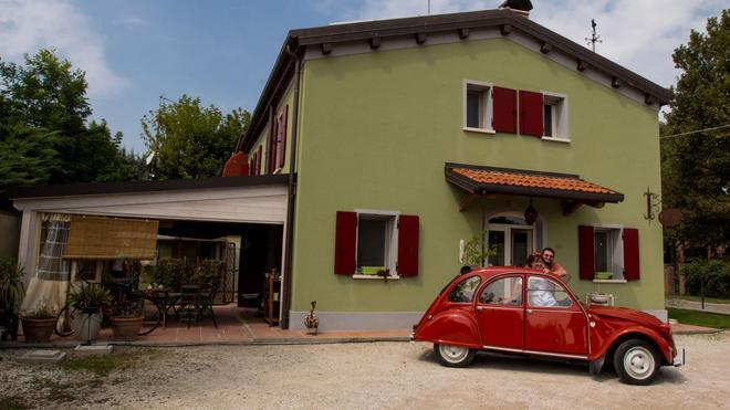 Ai Frutti di una Volta - Ferrara - Rakennus