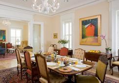Embassy Circle Guest House - Washington - Ruokailuhuone