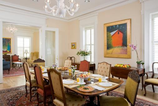 Embassy Circle Guest House - Washington - Dining room