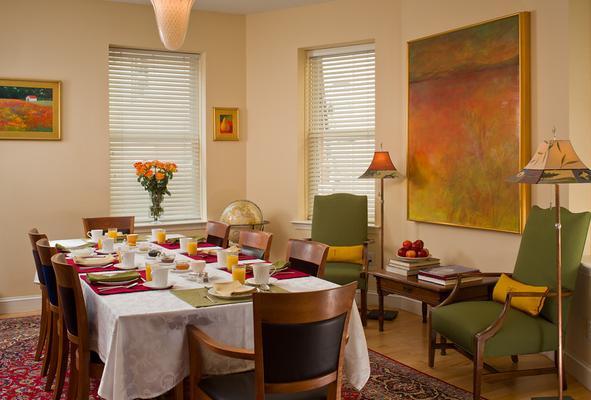 Woodley Park Guest House - Washington D. C. - Comida