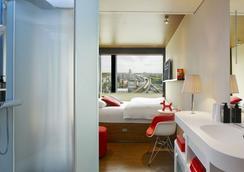 citizenM London Shoreditch - London - Phòng ngủ