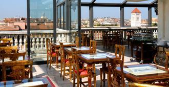 Hotel Romanico Palace - Roma - Restaurante