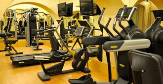 Hotel Romanico Palace - Rome - Gym