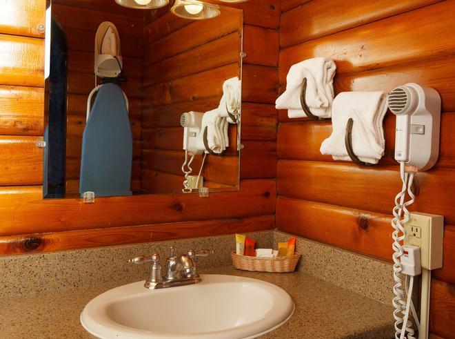 安特勒酒店 - 傑克遜 - 傑克遜 - 浴室