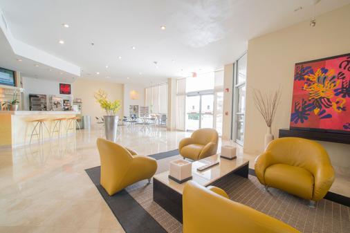 The Mimosa Hotel - Miami Beach - Lobby