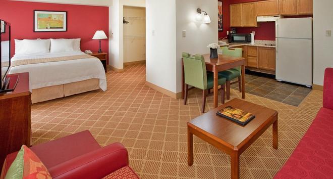 Residence Inn by Marriott Austin Parmer/Tech Ridge - Austin - Bedroom