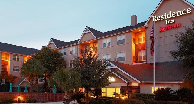 Residence Inn by Marriott Austin Parmer/Tech Ridge - Austin - Building