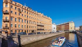 Hotel Gogol - St. Petersburg - Boligens fasiliteter