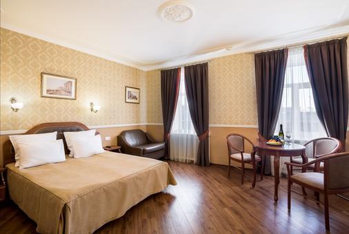 果戈里酒店 - 聖彼得堡 - 聖彼得堡 - 臥室