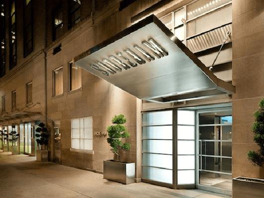 肖漢姆酒店 - 紐約 - 建築