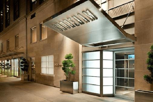 The Shoreham Hotel - New York - Bâtiment