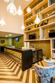 Oz Hotel - Cartagena - Hành lang
