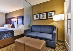Comfort Suites Downtown - Windsor - Makuuhuone