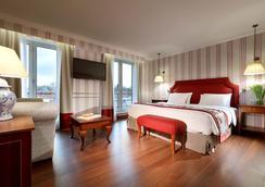 Eurostars Montgomery Brussels - Brussels - Bedroom