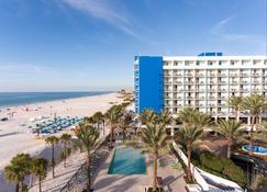 Hilton Clearwater Beach Resort & Spa - Clearwater - Rakennus