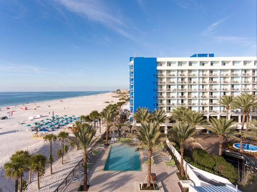 Hilton Clearwater Beach Resort & Spa - Clearwater - Building