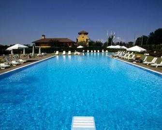 Hotel Golf Club Castelconturbia - Agrate Conturbia - Басейн