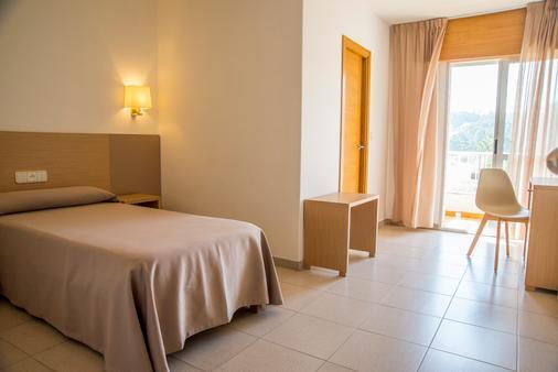 Duna Hotel - Portonovo - Schlafzimmer