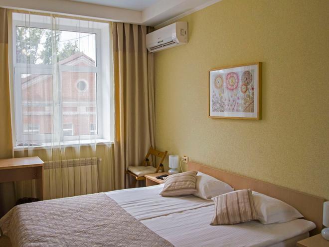 Silver Key Hotel - Nizhny Novgorod - Bedroom