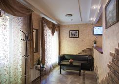 Silver Key Hotel - Nizhny Novgorod - Front desk