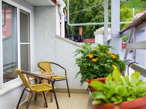 Silver Key Hotel - Nizhny Novgorod - Balcony