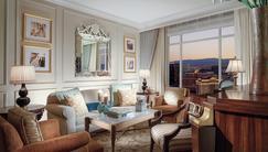 إطلالة غرفة معيشة لـ null في null. تم توفير الصورة بواسطة معلومات الفندق الرسمية